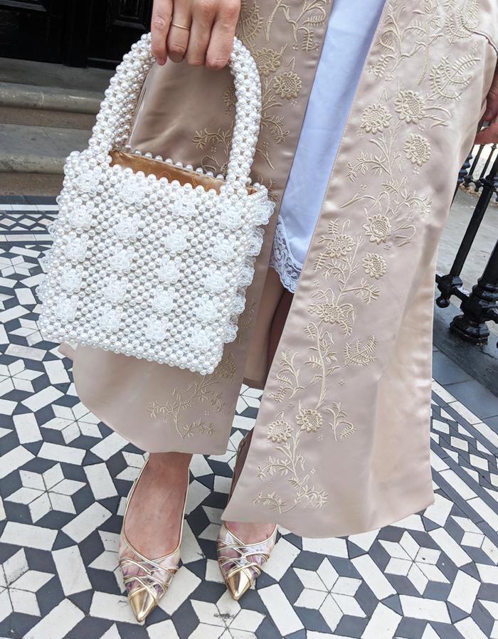 Best gold heels: Casadei