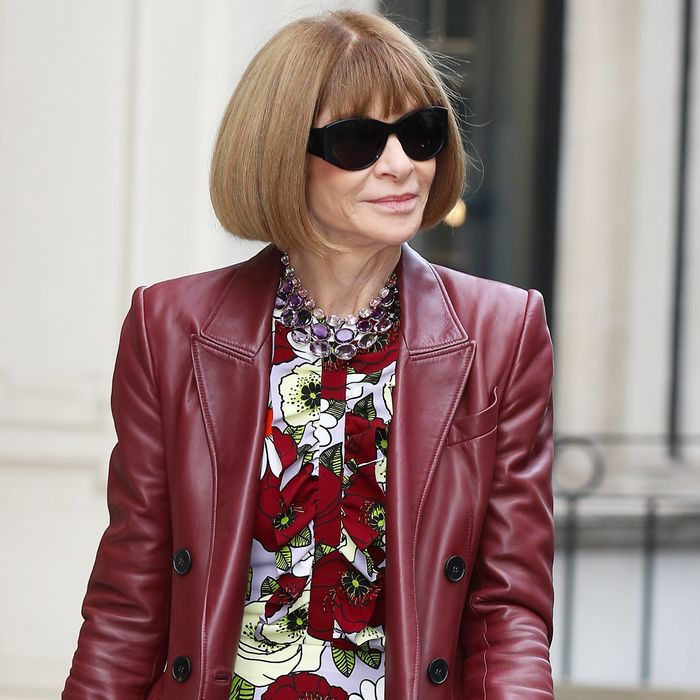 Anna Wintour Says This Trend Is Over for 2019
