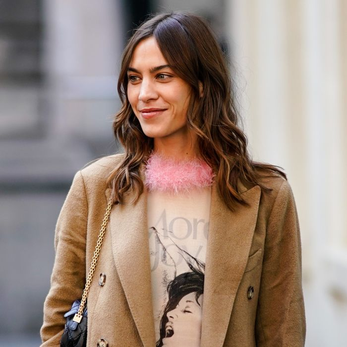 Alexa Chung Launched a New Collaboration With Superga
