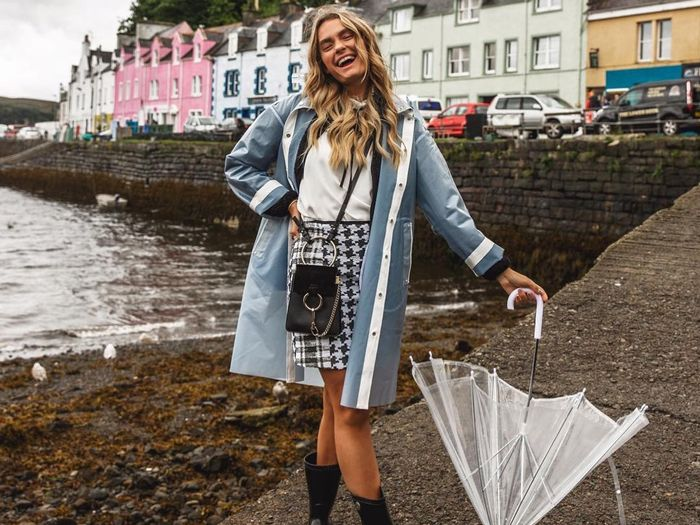The Cutest Outfits to Wear on a Rainy Fall Day