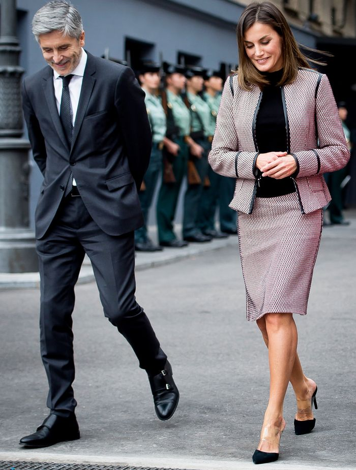 Queen Letizia Wearing Affordable Steve Madden Shoes