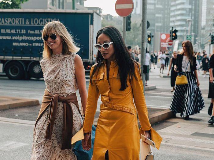 Fashion styling tricks