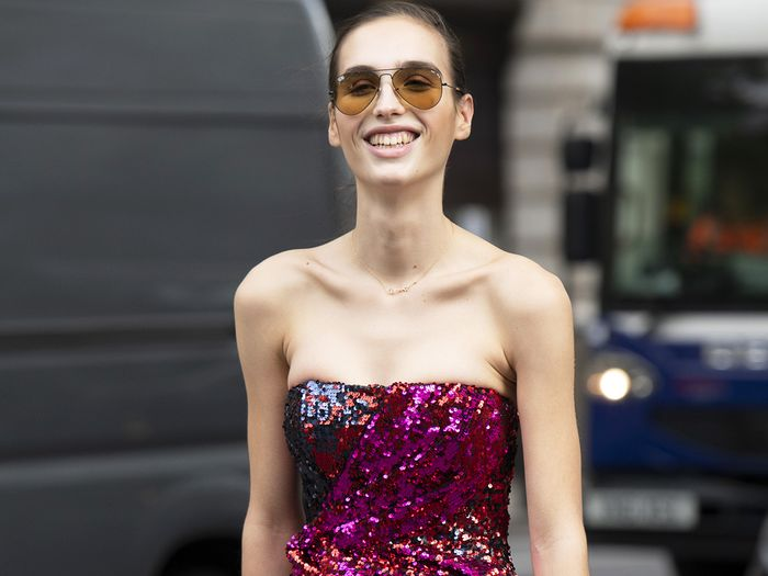 24 Sequin Holiday Tops That Are Actually Cool