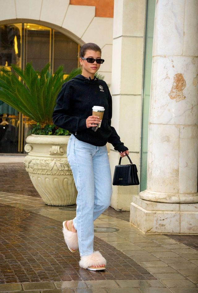 Sofia Richie Told Us the Ultimate Denim Hack, and We Wish We Thought of it First