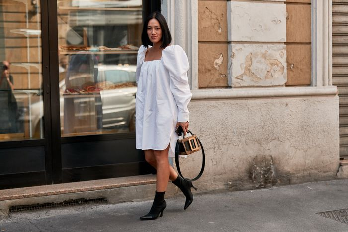 17 Outfit Ideas to Wear With All Your Black Ankle Boots