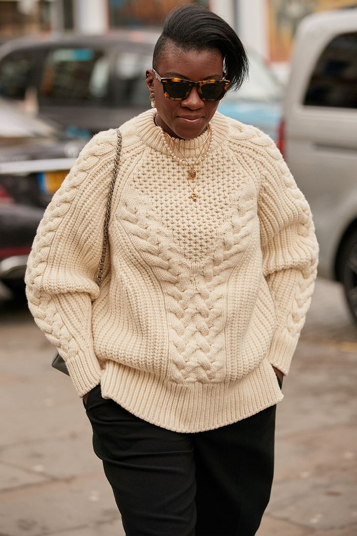 Best cable knit jumpers