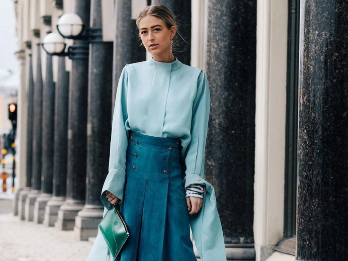 The Best Suede Skirts to Buy Now