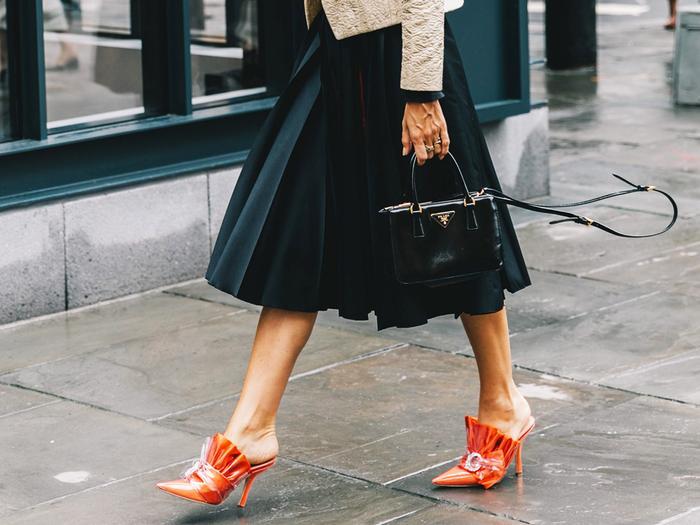The 9 Biggest Spring Shoe Trends, Hands