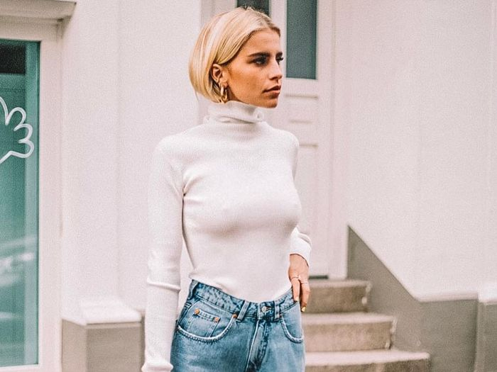 25 Turtleneck Bodysuits You Can Wear With Everything