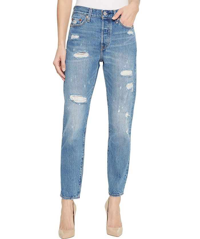 lema Por lo tanto pegar  These Are the Best Jeans on Amazon Right Now | Who What Wear