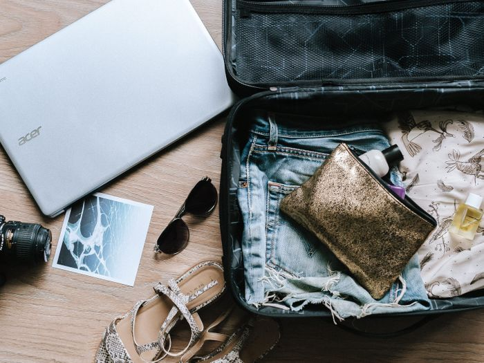 How to Properly Pack a Dress Ahead of Your Holiday Travels