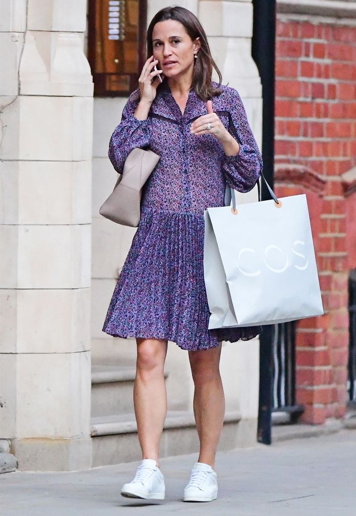 Pippa Middleton Maternity Outfit