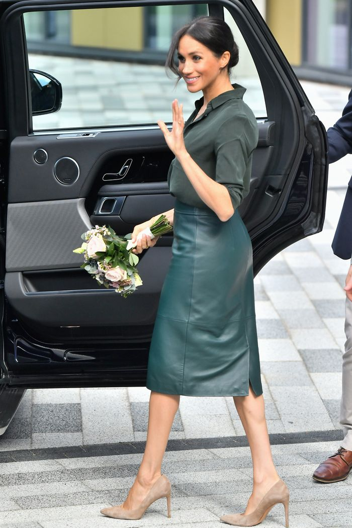 Meghan Markle & Other Stories skirt