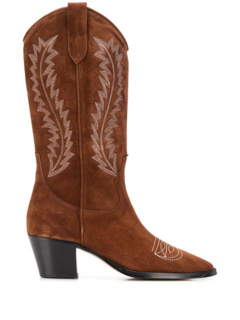 Paris Texas Paris Texas Western Style Boots - Farfetch