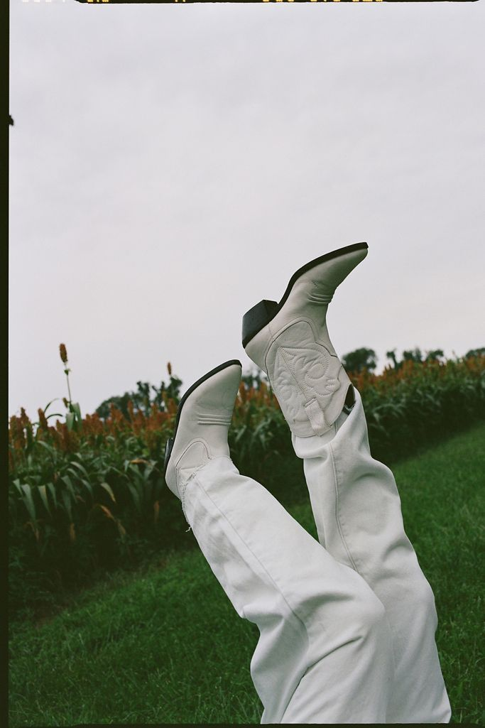Urban Outfitters UO Lynn Cowboy Boot