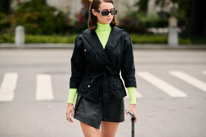 Futuristic outfits