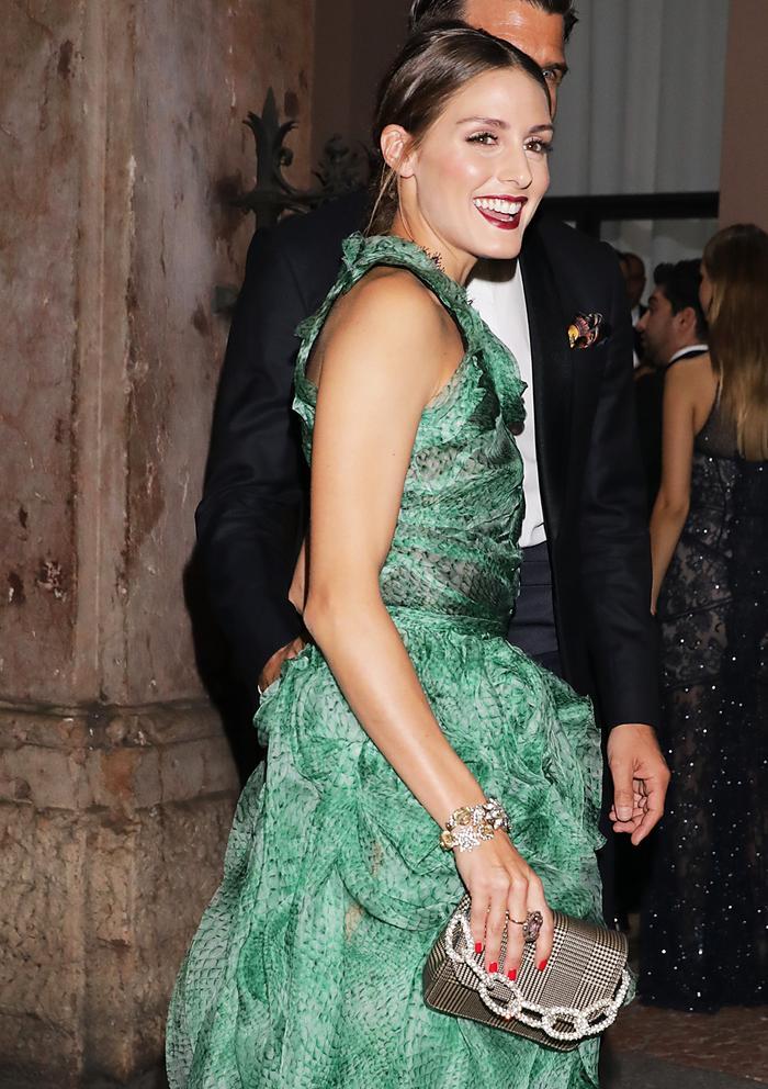 Olivia Palermo Ca & Lou Prince of Wales Bag