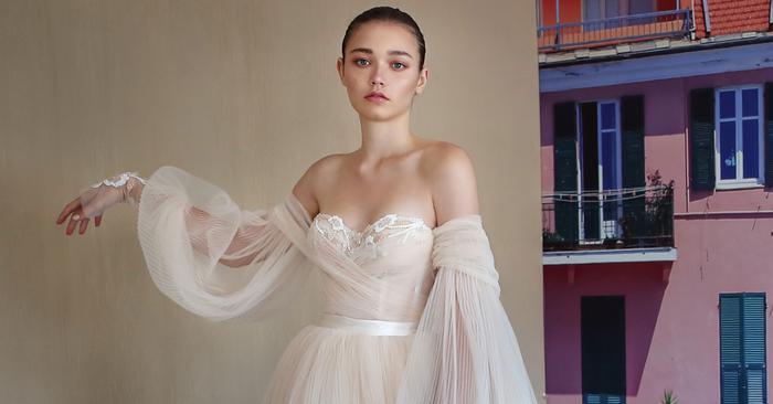 unconventional wedding dress,