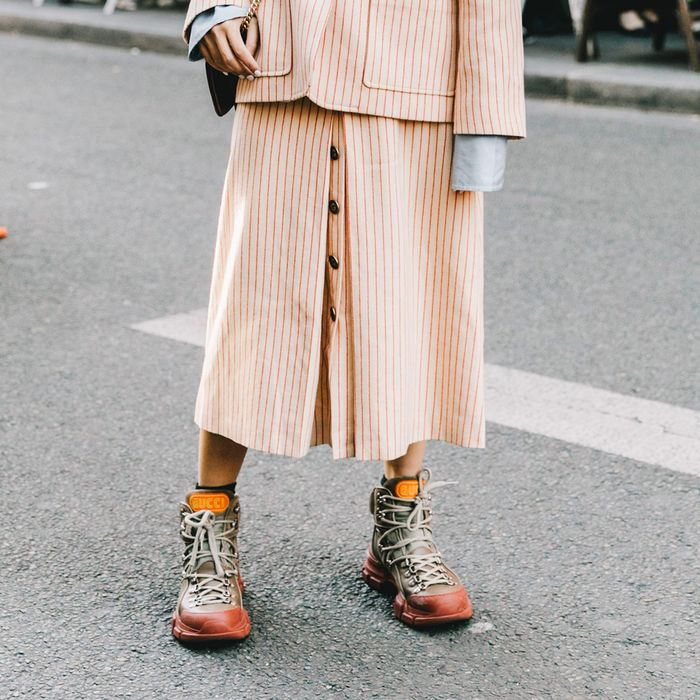 The Winter Sneaker Trend to Know | Who