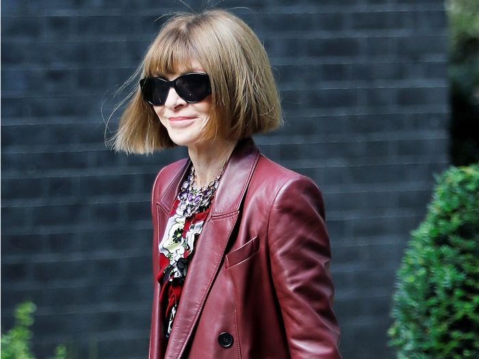 Anna Wintour's Favorite Fall Boot Trend