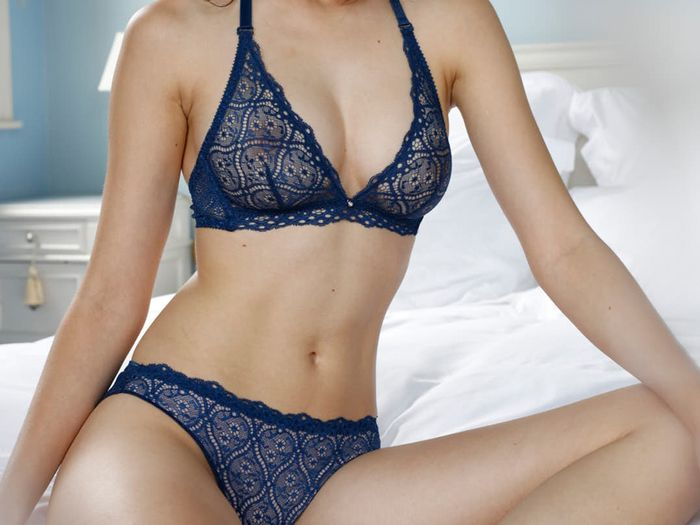French lingerie brand Implicite