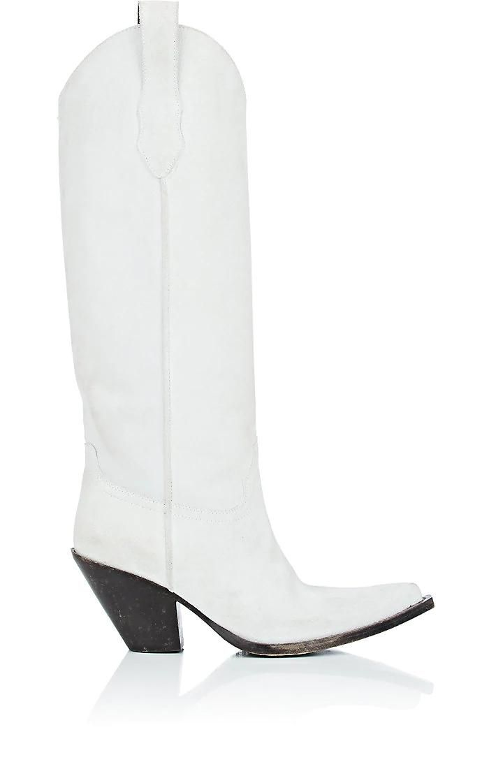 Yes, You Need These White Western Boots