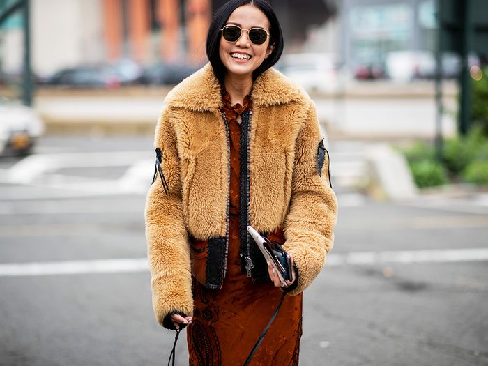 There Are So Many Good Faux-Fur Coats Right Now, and I Need to Talk About It