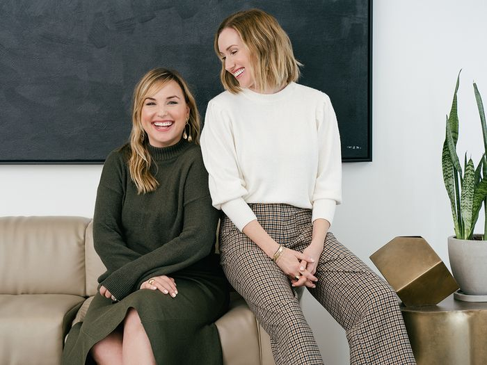 Who What Wear's Fearless Founders on Power Dressing and Launching Clique