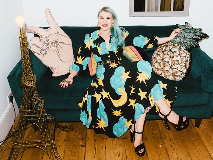 Best Wardrobes in Britain: Coco Fennell