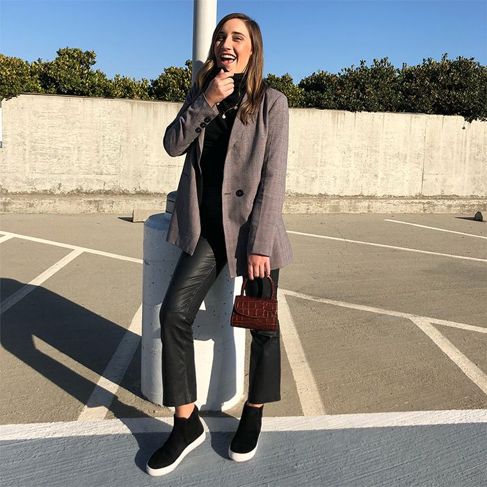 Fall Outfits You Can Wear With Sneakers