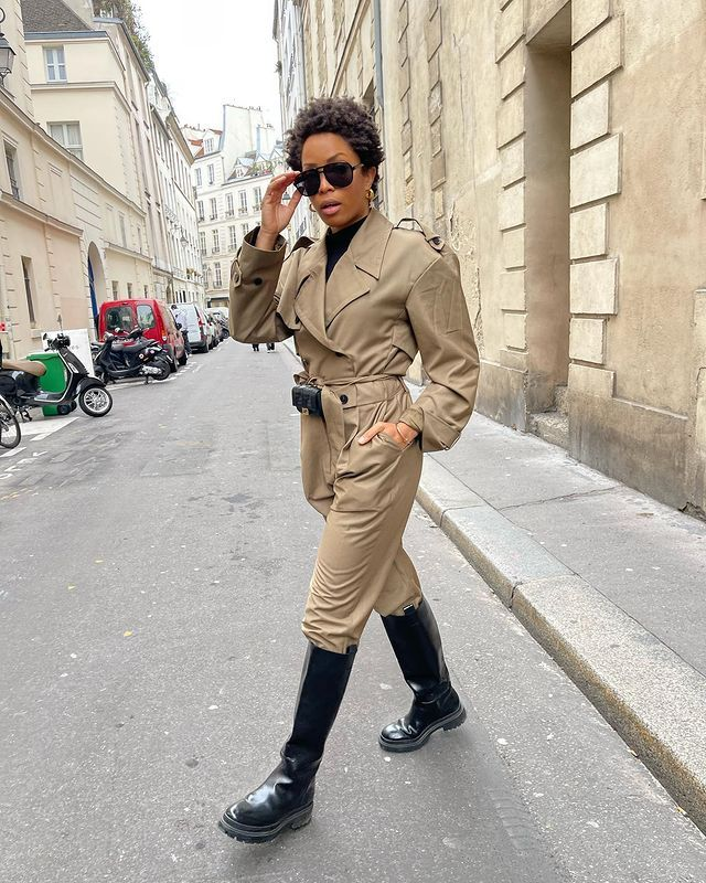 French Autumn Outfits: @slipintostyle
