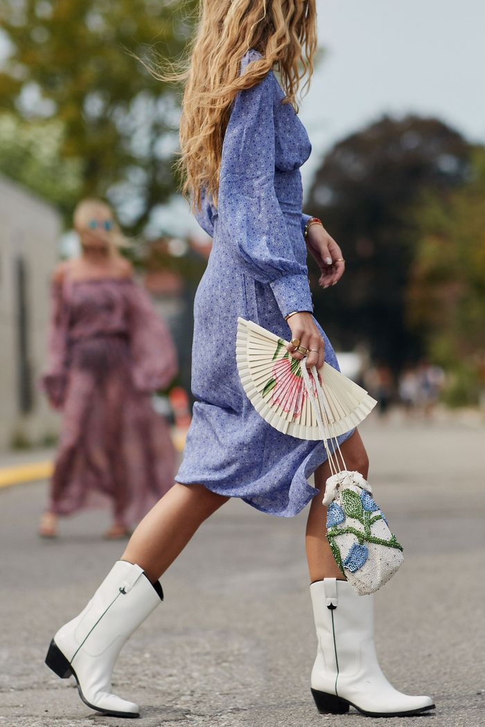 Fall 2018 daring trends Western style