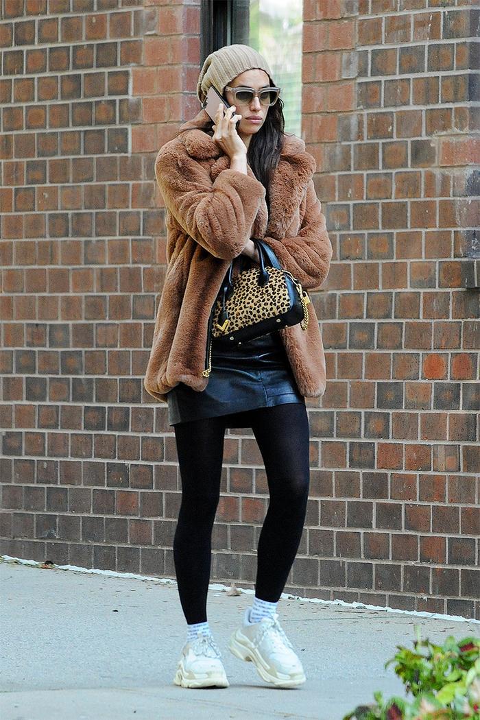 Irina Shayk style