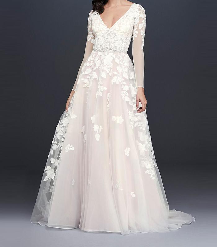 Monique Lhuillier Galina Wedding Dress Clothing Moi25256 The
