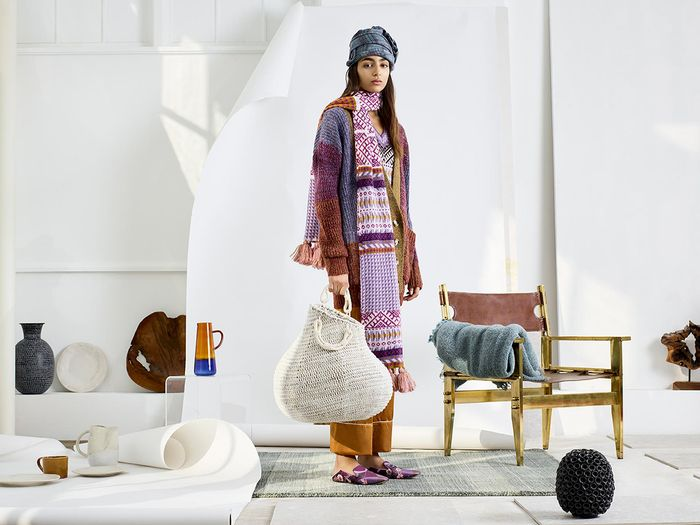 Zara Home winter clothing