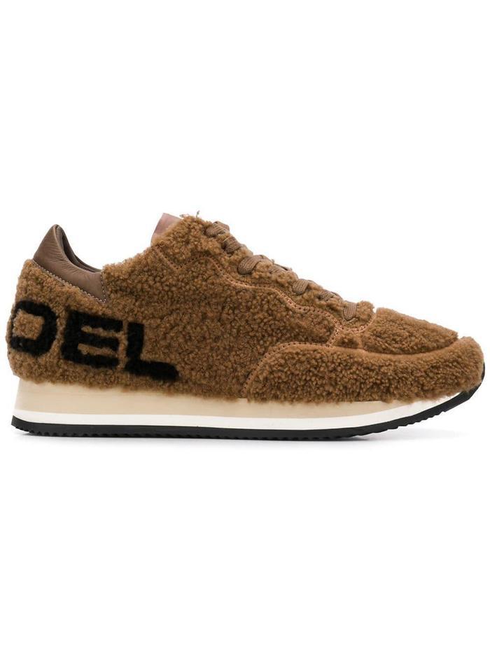 20 Shearling Sneakers We Love to Wear