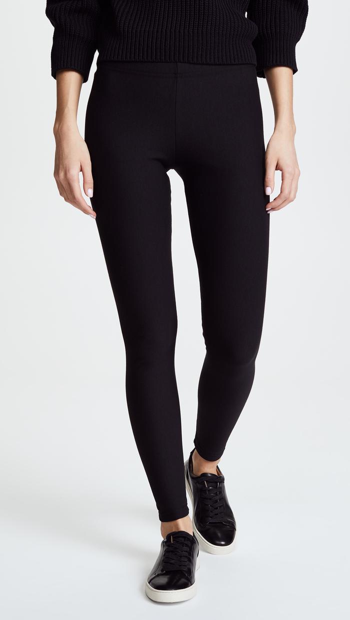 Everyday Cotton LeggingsWomen Winter Warm LeggingsCotton Leggings