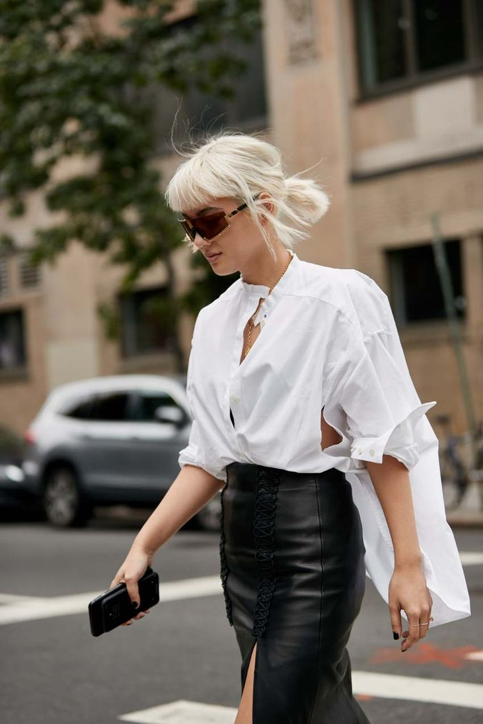 New Ways to Wear White Blouse