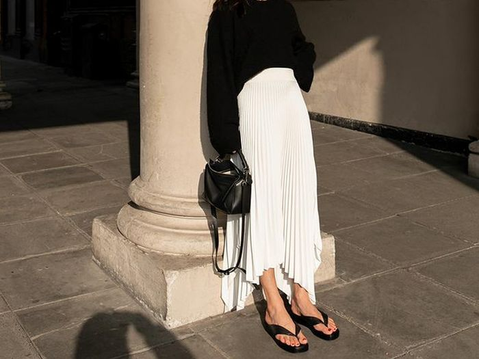 """This """"Old"""" Skirt Trend Is Making a Big Comeback for Summer"""