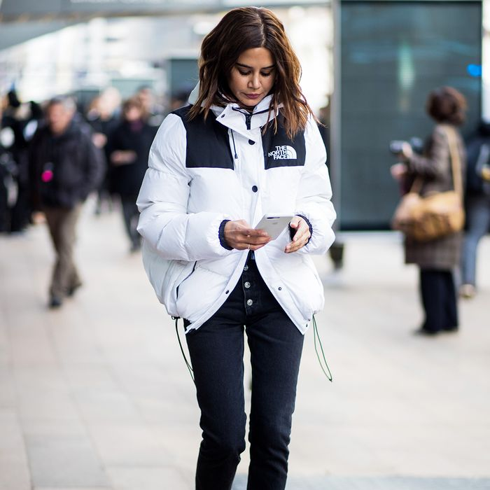 Puffer Jacket Street Style