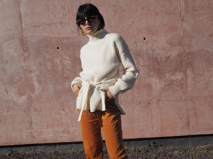 The Fancy Fall Pant Trend You'll Want to Wear Every Day