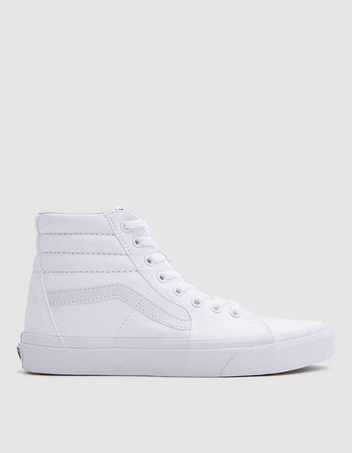 Wearing These High-Top-Vans Outfits