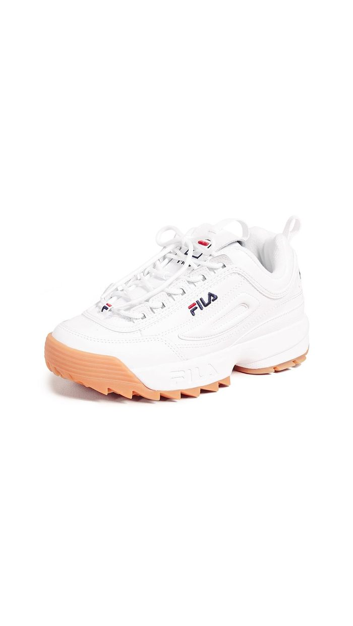 10 Fila Sneaker Outfits Everyone Will Be Wearing   Who What Wear