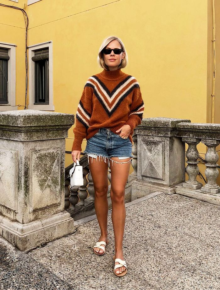 & Other Stories Varsity Jumper: It's the knit that's quietly taking over our feeds, as seen on We The Style People's Jessie