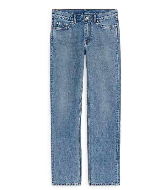 Arket Straight Vintage Jeans