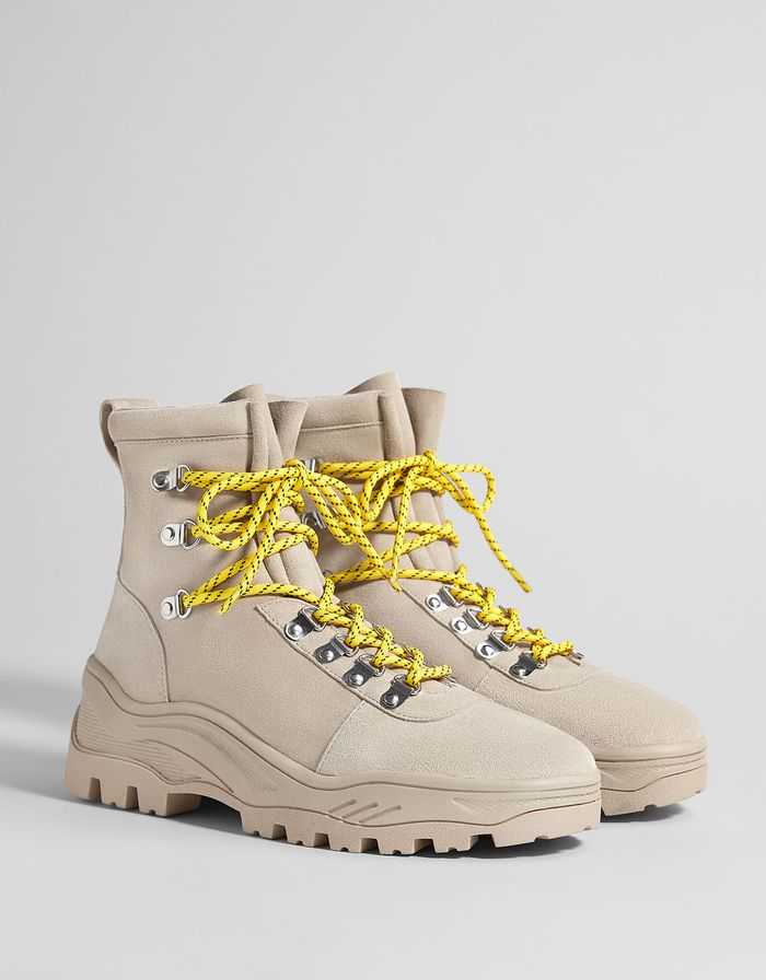 comfortable winter track sole  boots