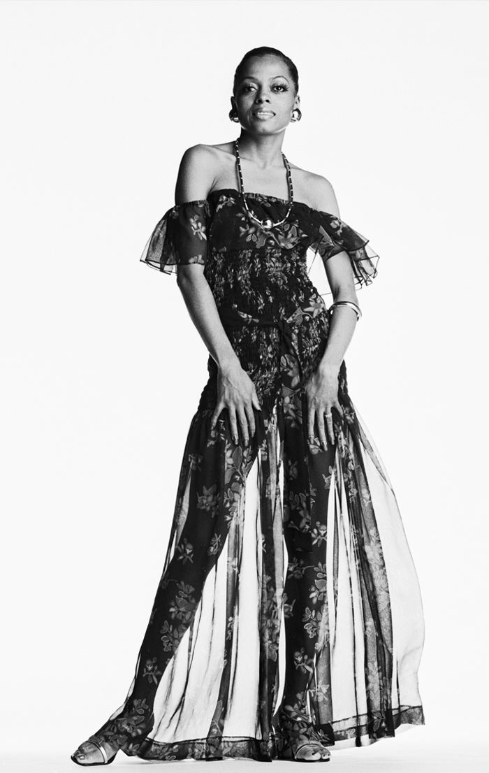 Diana Ross S Style File See Her Most