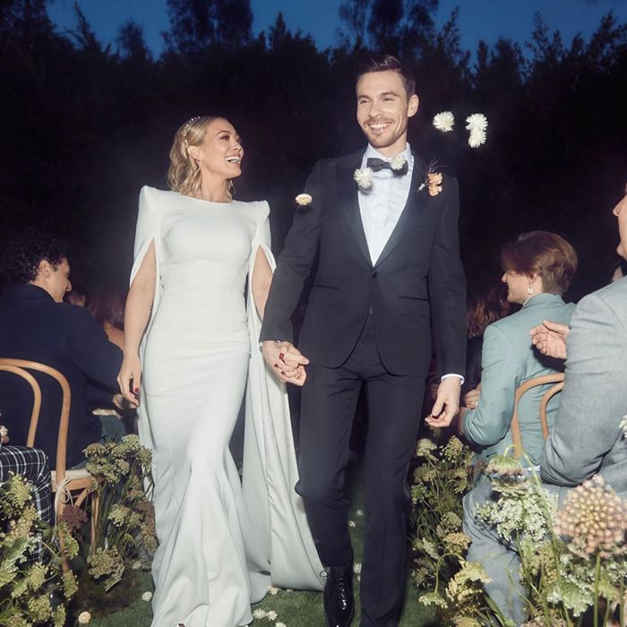 The 2020 Wedding Dress Instagrams That Stopped Us in Our Tracks