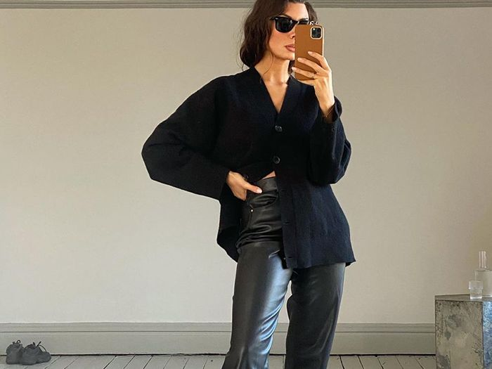 I Suddenly Want a Pair of Leather Trousers—I Think These Are the Best Ones