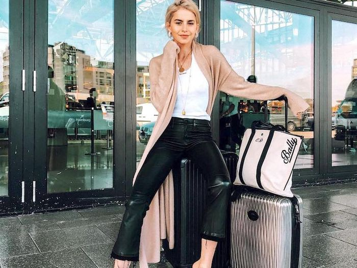 Stylish Travel Outfit